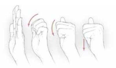 Синдром запястного канала упражнение