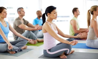 Безопасность йоги