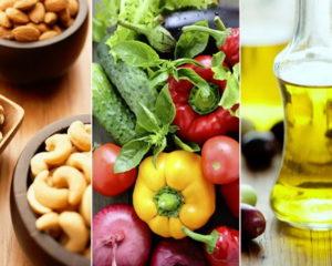 Уменьшить холестерин продукты