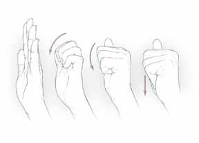 упражнения для кисти руки