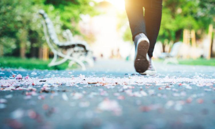 10 000 шагов в день