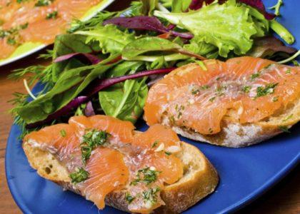 северная или нордическая диета
