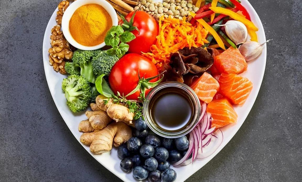 растительная диета для сердца