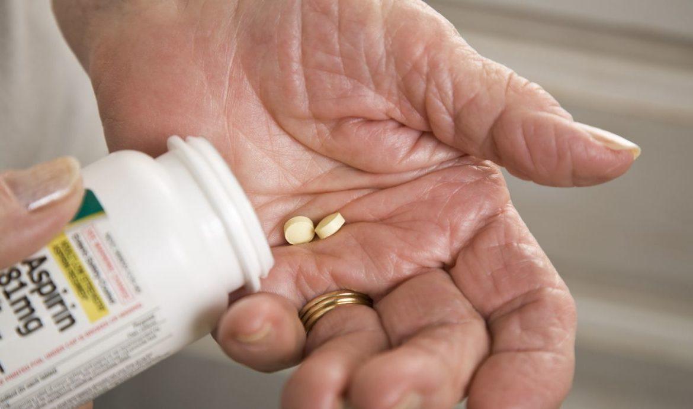 низкая доза аспирина 81 мг