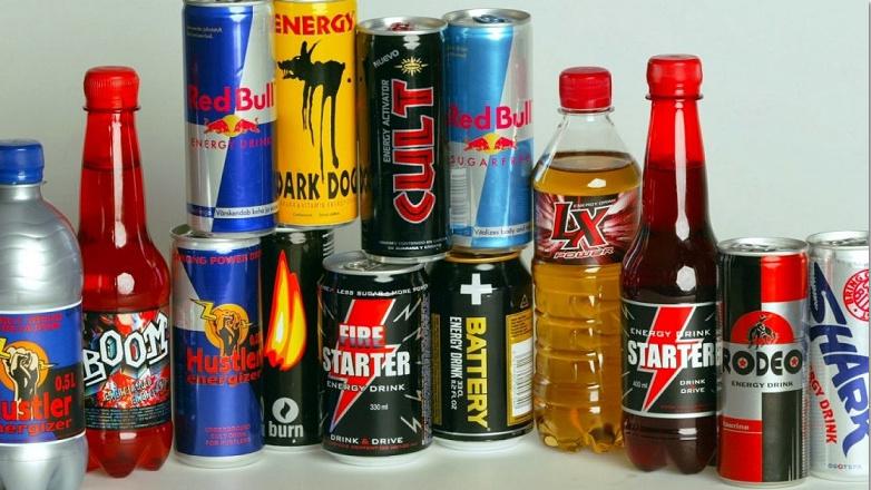 кофеин опасен в энергетических напитках