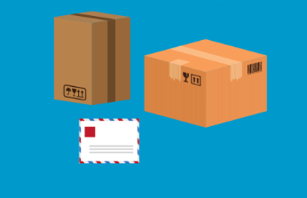 Письма и посылки из Китая коронавирус