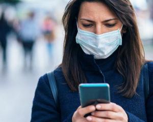Тревога и беспокойство коронавирус