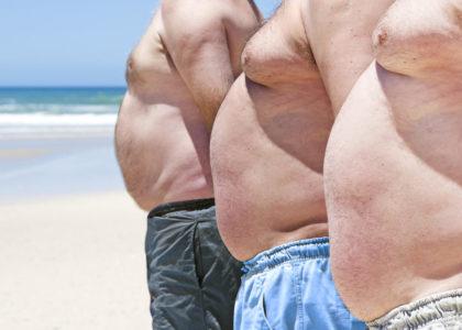 увеличивается грудь у мужчин