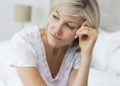 Женщина возраст менопауза