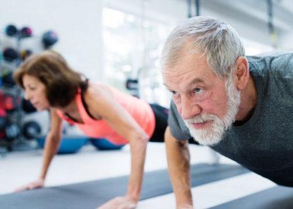 Силовые упражнения польза