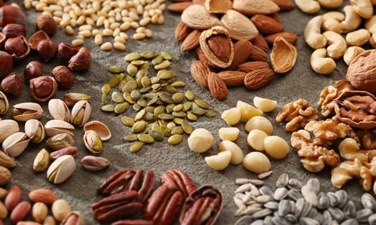 Орехи для здоровья