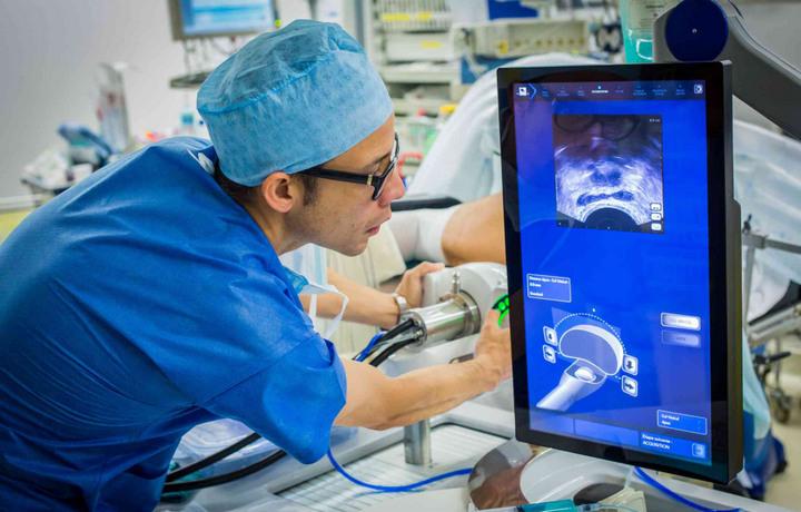 Операция лечение рака простаты